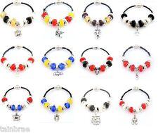 Rugby League Supporter Bracelets I Super League Charm Bracelets