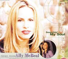 VONDA SHEPARD - Searchin' My Soul (Ally McBeal Theme) (UK 3 Tk CD Single Pt 1)
