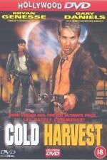 Cold Harvest DVD Gary Daniels Bryan Genesse New Sealed Original UK Release R2