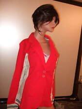 FILA Damen Sweat Jacke Sweatshirt Gr. S L XL Rosa Rot  UVP 75€  Neu