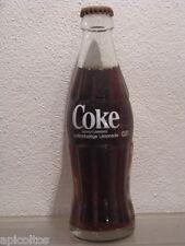 bellissima bottiglietta di Coca Cola COKE della GERMANIA anni 70 GERMANY DEUTSCH
