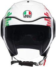 AGV Orbyt Brera Blanc Rouge Vert Blanc Rouge Green Italy