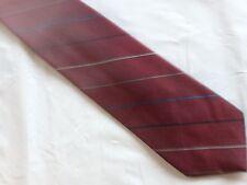 Mens Black Pink Blue Polyester Tie Necktie WEMBLEY ~(2530) FREE US SHIP