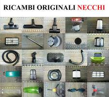 Ricambi ORIGINALI Aspirapolveri Necchi Ciclonici e Scope Elettriche