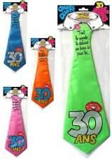 Cravate Anniversaire 30 Ans