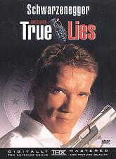 True Lies (DVD, 2009) Arnold Schwarzenegger, Jamie Lee Curtis, Tom Arnold