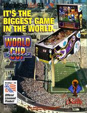 Bally World cup soccer 94 pinball sound chip set