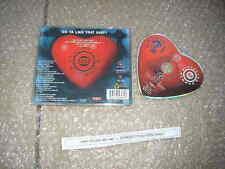 CD pop Blackeyed Blonde-Do ya like that impressionnant (4 chanson) shaped Disc MCD Gun