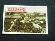 Pavilion and Winter Gardens, Weston-Super-Mare, Somerset, R/P, 1933
