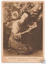 Original Russian Ballet Postcard Ekaterina Geltser 1928