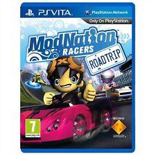 ModNation Racers: Roadtrip (Sony PlayStation Vita, 2012)