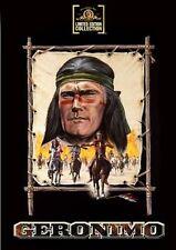 Geronimo DVD - Chuck Connors, Kamala Devi, Arnold Laven