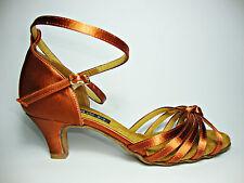 HORUS 302 scarpe da ballo donna raso tacco 50 R basse alte pelle bufalina