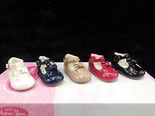 Sevva Infant Girls Spanish Sandals Shoes White Pink UK Infant 3-8