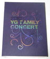YG FAMILY - 2010 YG FAMILY Concert DVD (2Disc+100p Photo Booklet)