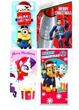 Merry Christmas Money Wallets ~ Unisex ~ Kids Children ~ Xmas ~ Licensed ~ NEW