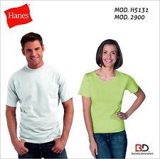 T-shirt Neutre  Neutral T-Shirt Hanes  -  Man / Woman