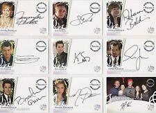 Charmed Destiny Autograph Auto Card Selection