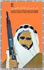 Solidarity POSTER quality print.Palestine.Arab Muslim.Political art Decor.q838