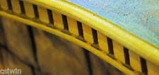 Dentilated Concrete Countertop edge insert