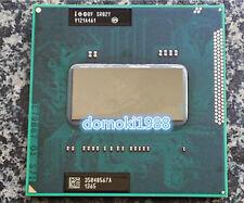 Intel Core I7 2630QM I7 2670QM I7 2720QM I7 2760QM I7 2860QM I7 2960XM  CPU