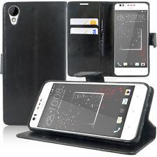 Cover Custodia Portafoglio Supporto Video per HTC Desire 825/ 825 Dual SIM