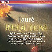 Fauré: Requiem; Pavane / Koechlin: Choral Sur Le Nom De Fauré / Schmitt: In Mem