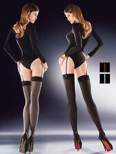 Bas nylon pour porte jarretelle couture femme sexy GABRIELLA cruze T1 T2 T3 T4