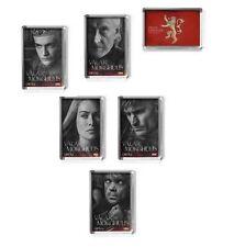 GAME OF THRONES fridge magnet SEASON 4, 6 designs, LANNISTER, Tyrion,