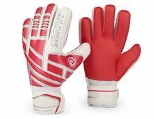 Janus Goalkeeper Goalie Keeper GK Gloves Finger Protect Soccer Size Red Yellow