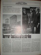 Article Pilkington Glass strike St Helens 1970