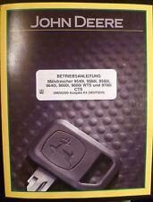 John Deere Mietitrebbia 9540-9780i WTS/CTS istruzioni