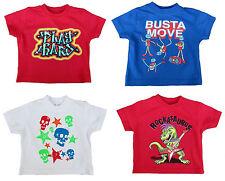 Asos COOL ROCKA PUNK BOY RAGAZZO KIDS T-shirt 50/56/62/68/74/80/86/92/98/104