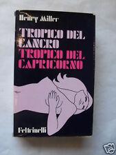 MILLER H.TROPICO DEL CANCRO, TROPICO DEL CAPRICORNO