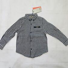Boys shirt DESIGNER age 3 - 10 yr RRP £30 Angel & Rocket ( Brand sold at Next )
