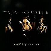 Toys Of Vanity Taja Sevelle MUSIC CD