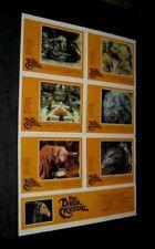 Original DARK CRYSTAL Rare Australian LOBBY CARD O/S POSTER Jim Henson Frank Oz