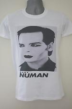 gary numan t-shirt omd gary devo soft cell depeche mode kraftwerk depeche mode