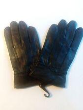Paire de gants en cuir pour femmes taille et 2 coloris au choix