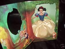 Disney Snow White Signature Barbie Mib!
