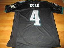 Reebok KEVIN KOLB No. 4 PHILADELPHIA EAGLES On-Field Authentic (Size 54) Jersey