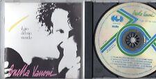 ORNELLA VANONI CD fuori catalogo IL GIRO DEL MIO MONDO Made in ITALY 1a stampa