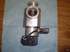 VAT Vacuum Bellows Valves Angled, Aluminum Body <