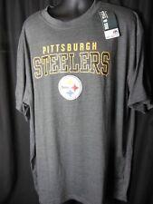 Pittsburg Steelers Mens Majestic Big & Tall Shirt