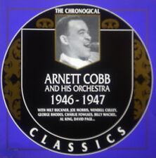 CD Arnett Cobb - 1946-1947, chronogical Classics