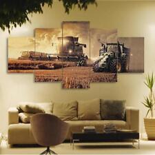 Countryside Farm Nature Barn HD Canvas Wall Decor Home Decor Canvas Print