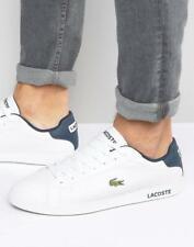 Lacoste Mens Graduate LCR3 SPM *White*B-grades* Leather mens Traniers RRP:£85