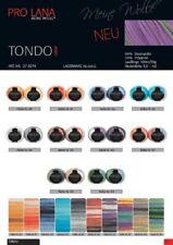 Wolle Pro Lana Tondo Color 50g Farbverlaufgarn Sommer Baumwolle