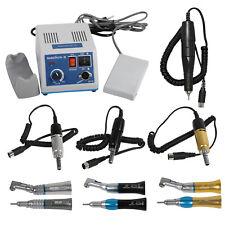 Manipolo dritto contrangolo micromotore elettrico Marathon dentista 35k RPM N3
