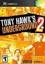 Tony Hawk's Underground 2 (Microsoft Xbox, 2004) VALUE ONLINE $13.98 !!!